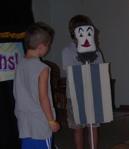 mop puppet
