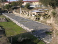 ancient tarsus road, roman road