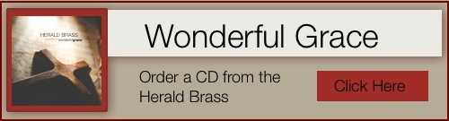 Wonderful Grace CD advertisement