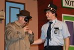 Inspector and robber