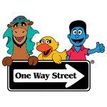 One Way St. logo